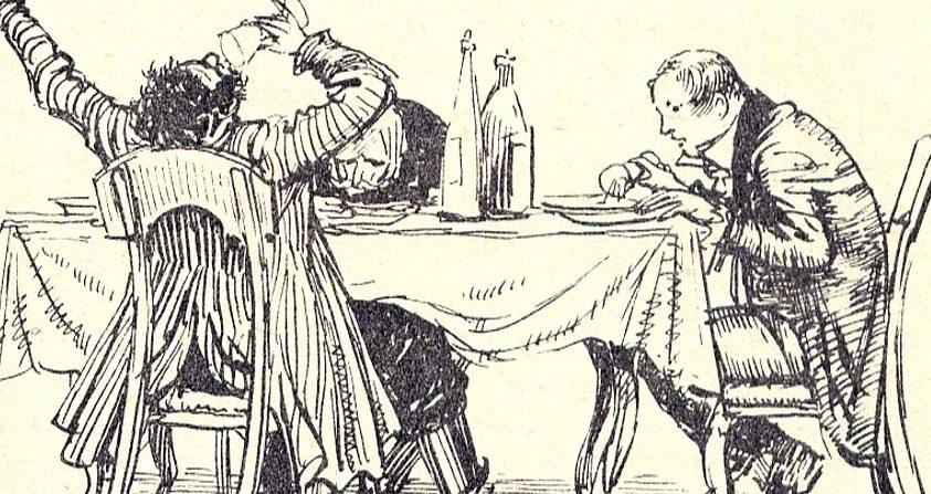 Описание дома Ноздрева и роль интерьера в поэме «Мёртвые души» (Н.В. Гоголь)