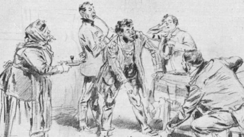 Говорящие фамилии в пьесе «Ревизор» (Н.В. Гоголь)