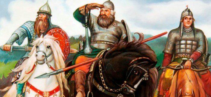 Образ богатыря в русской литературе