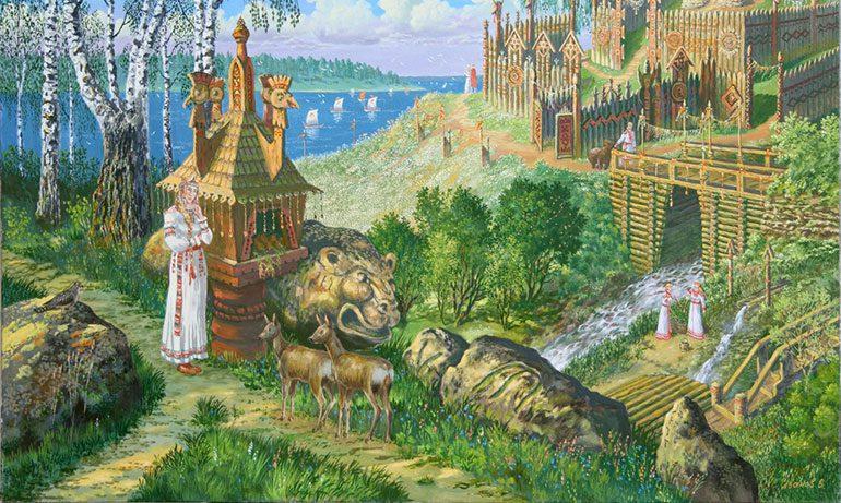 Фольклорные мотивы, образы и традиции в «Слове о полку Игореве»