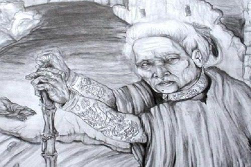Значение символов в рассказе «Старуха Изергиль» (М. Горький)