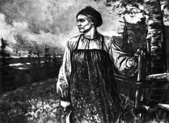 Женские образы в поэме «Кому на Руси жить хорошо» (Н.А. Некрасов)
