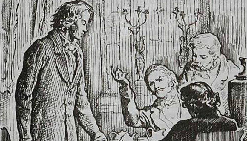 Роль отцов в романе «Отцы и дети» (И.С. Тургенев)