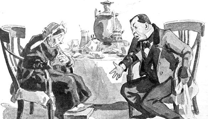 Отношение помещиков к продаже мертвых душ в поэме «Мертвые души» (Н.В. Гоголь)