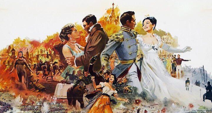 Мой любимый роман — «Война и мир» (Л. Н. Толстой)