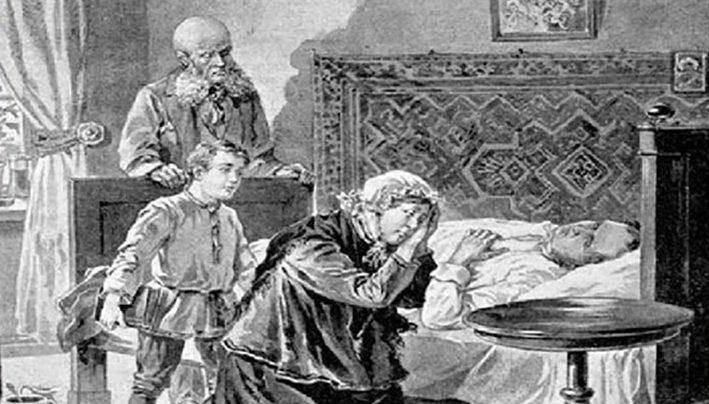 Сочинение: Обломов и Пшеницына: почему Агафья ближе Илье, чем Ольга? (по роману Гончарова «Обломов»)