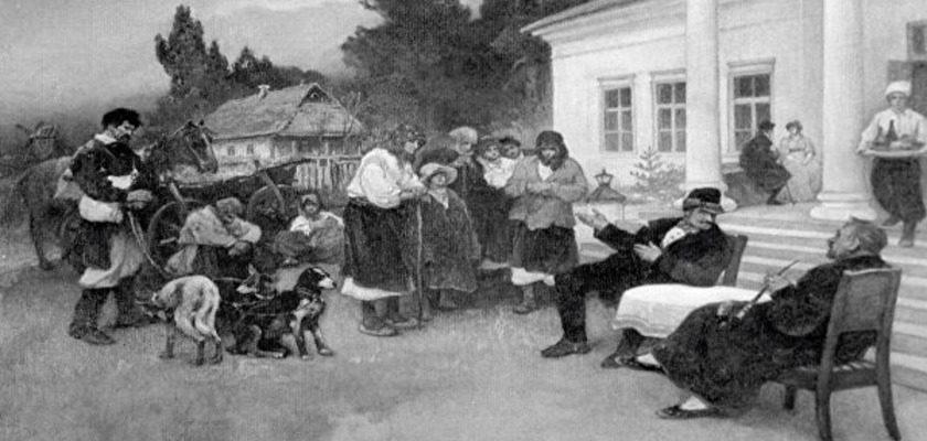 Изображение русского барства в романе «Дубровский» (А.С. Пушкин)
