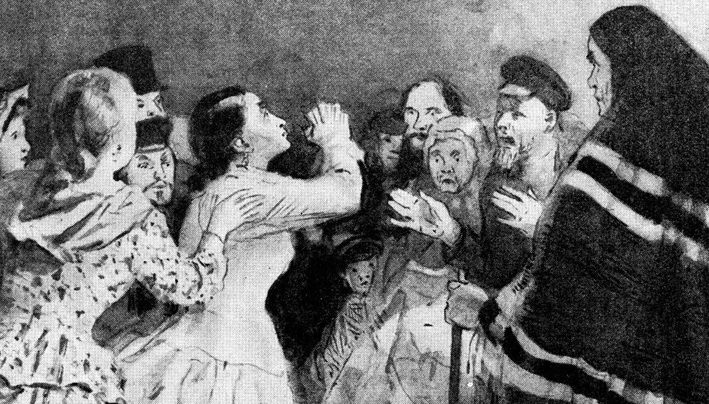 Сочинение: Любовь в пьесе «Гроза» (А. Н. Островский)