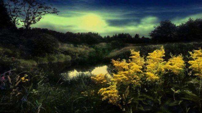 Анализ стихотворения «Еще майская ночь» (Фет А.А.)
