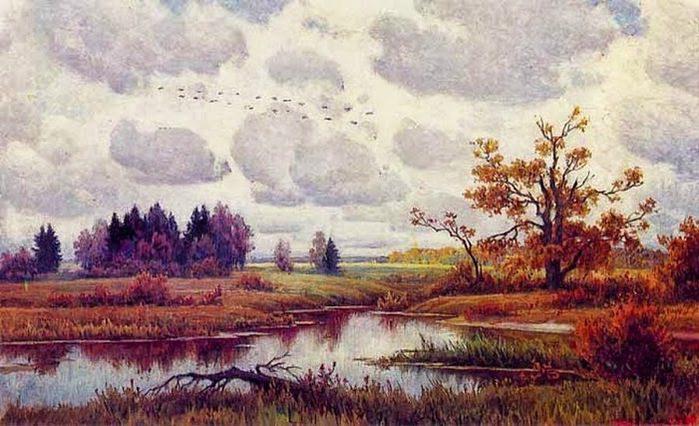 Анализ стихотворения «Осень» (Н. М. Карамзин)