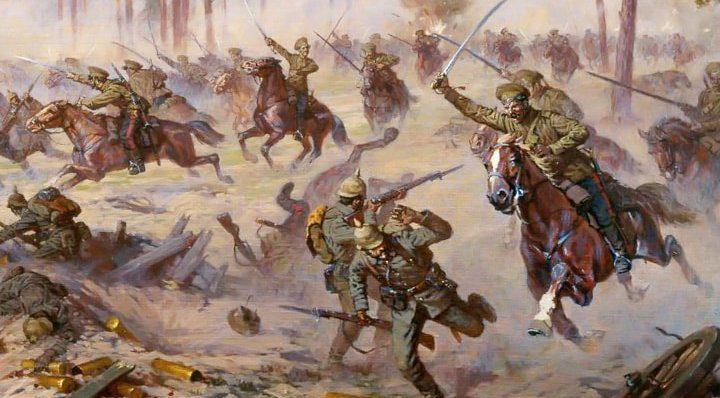 Сочинение о Первой мировой войне в романе «Тихий Дон» (М. Шолохов)