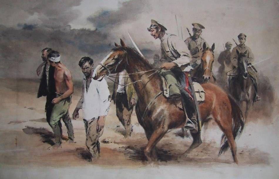 Изображение войны в романе «Тихий Дон» (М.А. Шолохов)