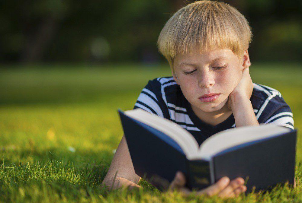 чтение текста