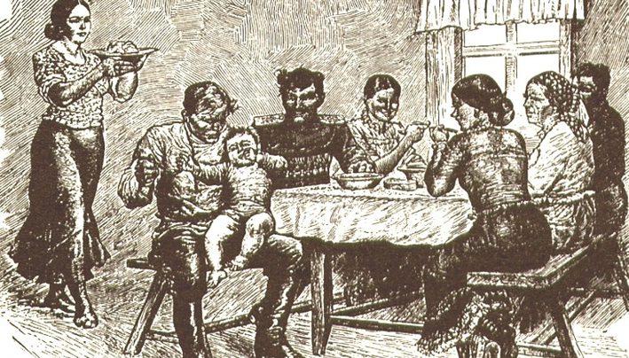Сочинение: Характеристика Мелеховых в романе «Тихий Дон» (М. Шолохов)