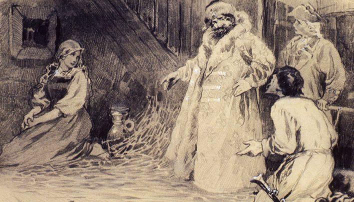 Сочинение: Образ Швабрина в романе «Капитанская дочка» (А.С. Пушкин)