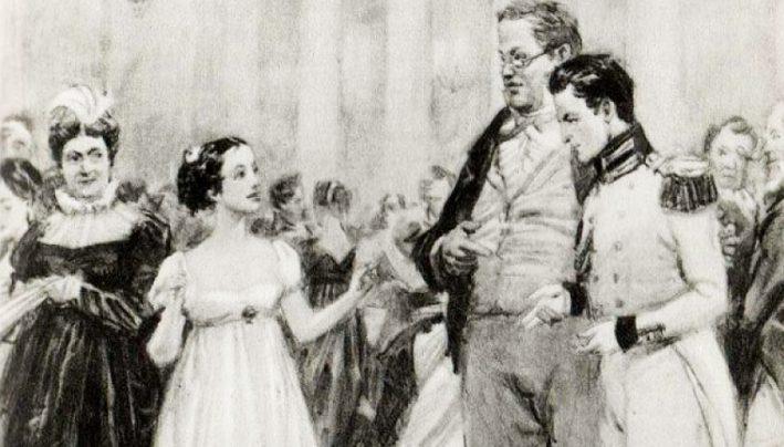 Сочинение: Семьи в романе «Война и мир» (Л. Н. Толстой)