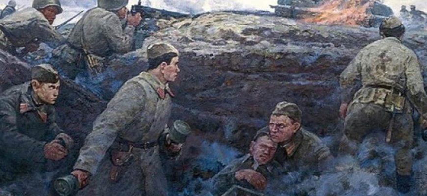 Сочинение: В чем заключается подвиг простого русского солдата?