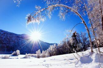 Полный анализ стихотворения «Зимнее утро» (А.С. Пушкин)