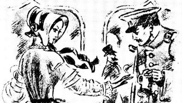 Грушницкий в романе «Герой нашего времени» (М. Ю. Лермонтов)