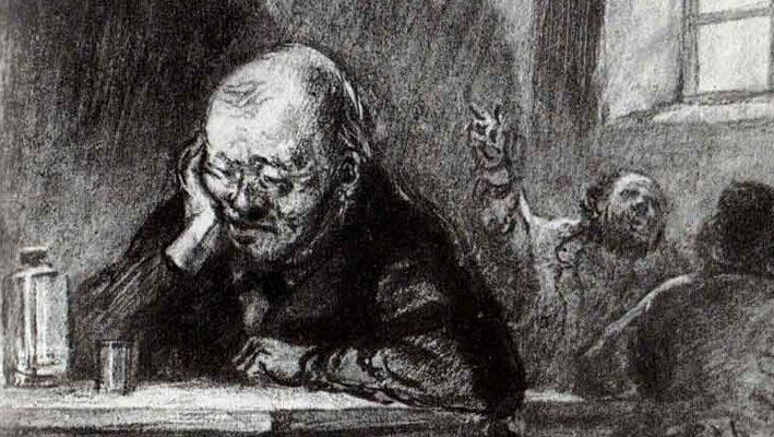 Семья Мармеладовых в романе «Преступление и наказание» (Ф. М. Достоевский)