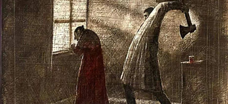Почему Раскольников убил старуху?