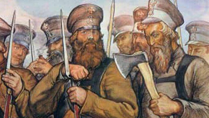 Русский народ в романе-эпопее «Война и мир» (Л. Н. Толстой)