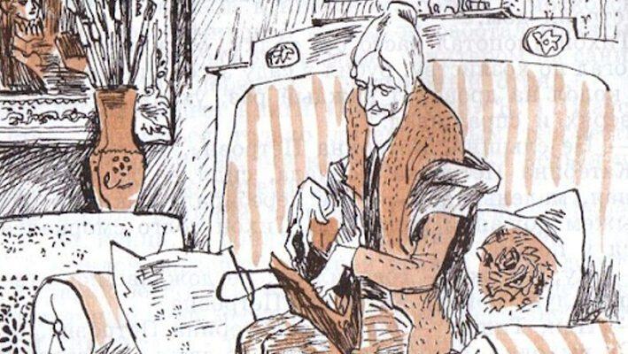 Краткое содержание рассказа К. Г. Паустовского «Телеграмма»