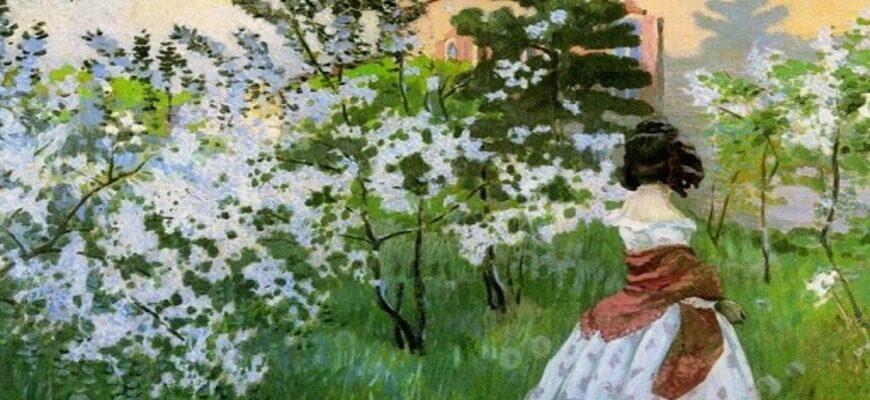 Отношение героев к вишневому саду в пьесе «Вишневый сад» (А.П. Чехов)
