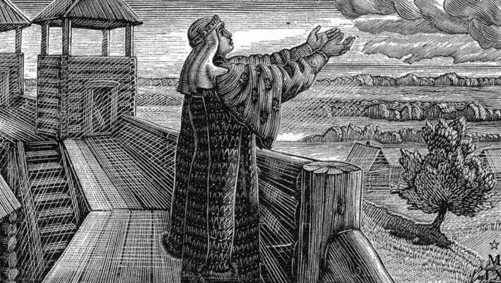 Характеристика Ярославны в «Слове о полку Игореве» (+ таблица)