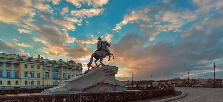 Краткое содержание «Медный всадник» (А.С. Пушкин)