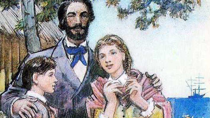 «Дети капитана Гранта», краткое содержание по частям (Ж. Верн)