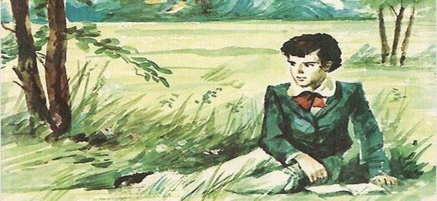«Отрочество», краткое содержание (Л.Н. Толстой)