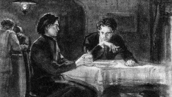 Ф. М. Достоевский «Братья Карамазовы». Краткое содержание