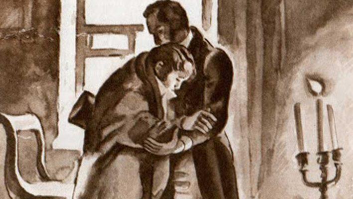 Сопоставление Обломова и Штольца (по роману И. А. Гончарова)
