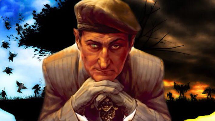 Образ Воланда в романе «Мастер и Маргарита» (М. А. Булгаков)