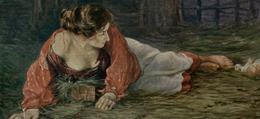 Анализ стихотворения «Муза» (Н. А. Некрасов)
