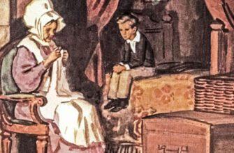 «Детство», краткое содержание по главам (Л. Н.Толстой)