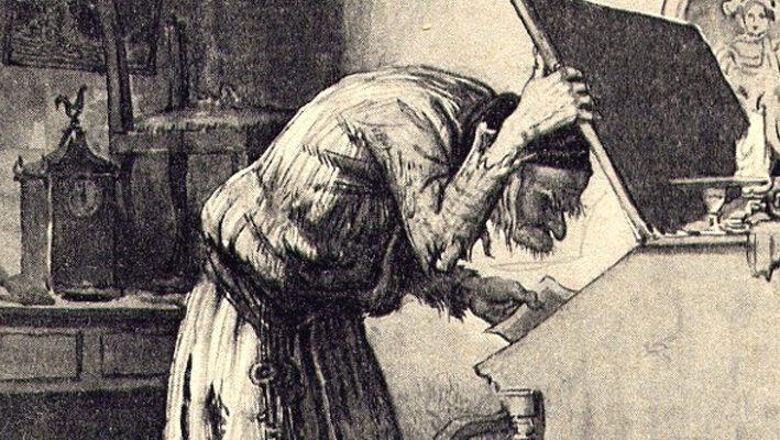 Характеристика Плюшкина в поэме «Мертвые души» (+таблица)