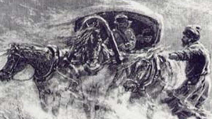 Сон в романе «Капитанская дочка» (А. С. Пушкин)
