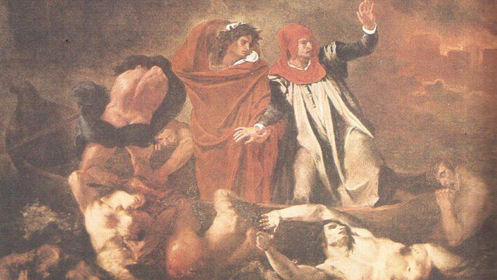 «Божественная комедия», краткое содержание поэмы (Данте)