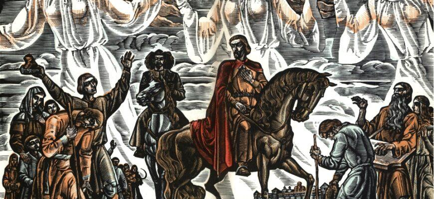 Краткое содержание «Слово о полку Игореве»