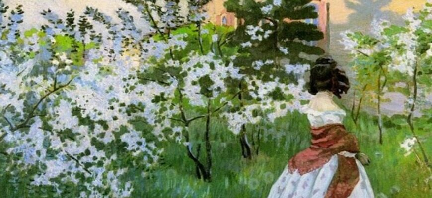 Молодое поколение в пьесе «Вишнёвый сад» (А.П. Чехов)