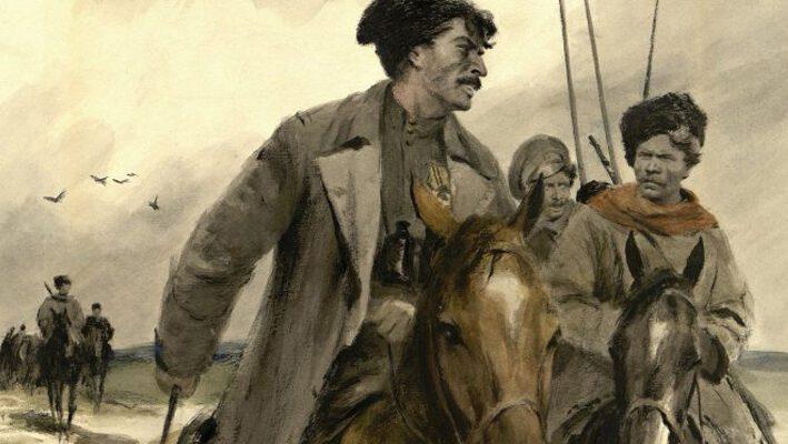Чудовищная нелепица войны в изображении М. Шолохова (по роману «Тихий Дон»)