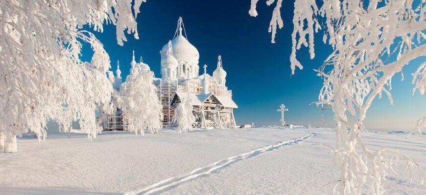 Знаменитые стихотворения о зиме русских поэтов