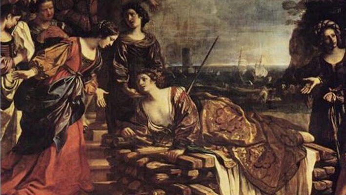 «Энеида», краткое содержание поэмы (Виргилий)