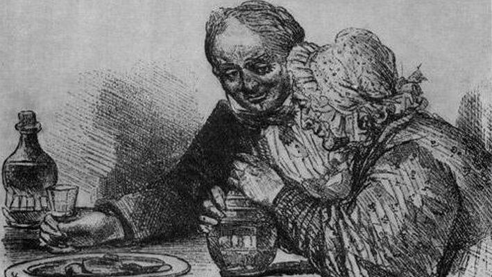 «Старосветские помещики», краткое содержание (Н. В. Гоголь)