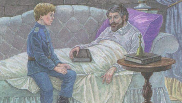 «Детство Темы», краткое содержание (Н. Г. Гарин-Михайловский)