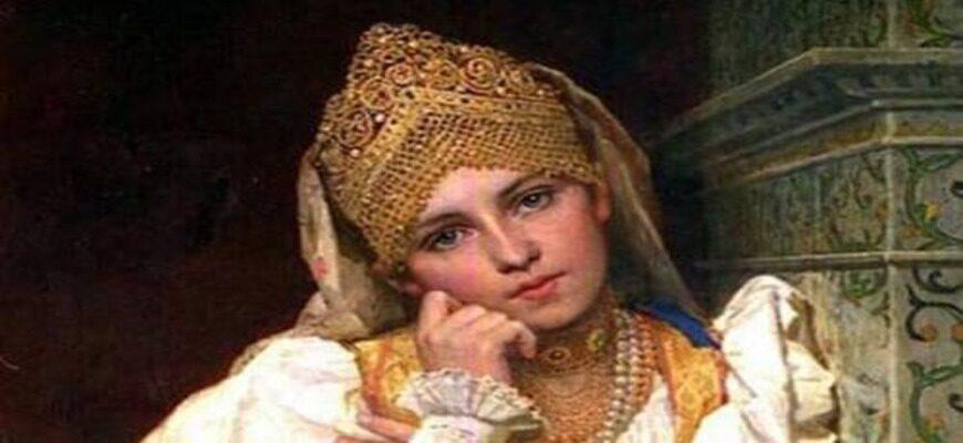 «Наталья, боярская дочь», краткое содержание повести (Н.М. Карамзин)