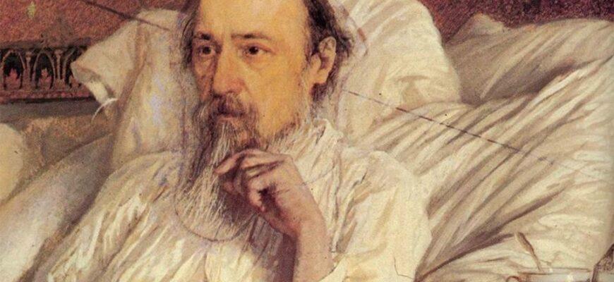 Анализ стихотворения «Блажен незлобивый поэт» (Н.А. Некрасов)