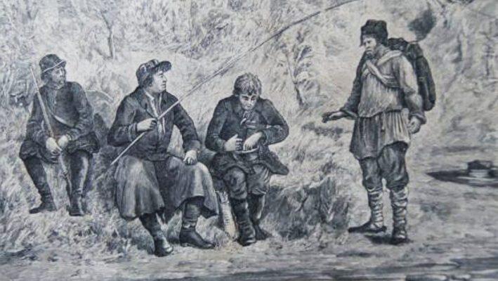 «Малиновая вода», краткое содержание рассказа (И. С. Тургенев)
